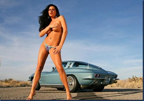 granny in bikini naked